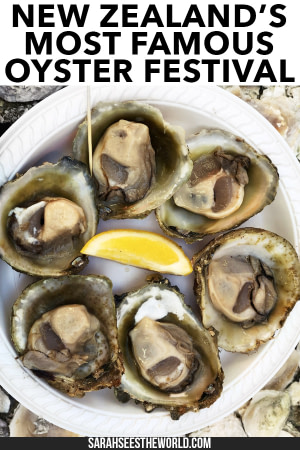 Bluff Oyster Festival New Zealand