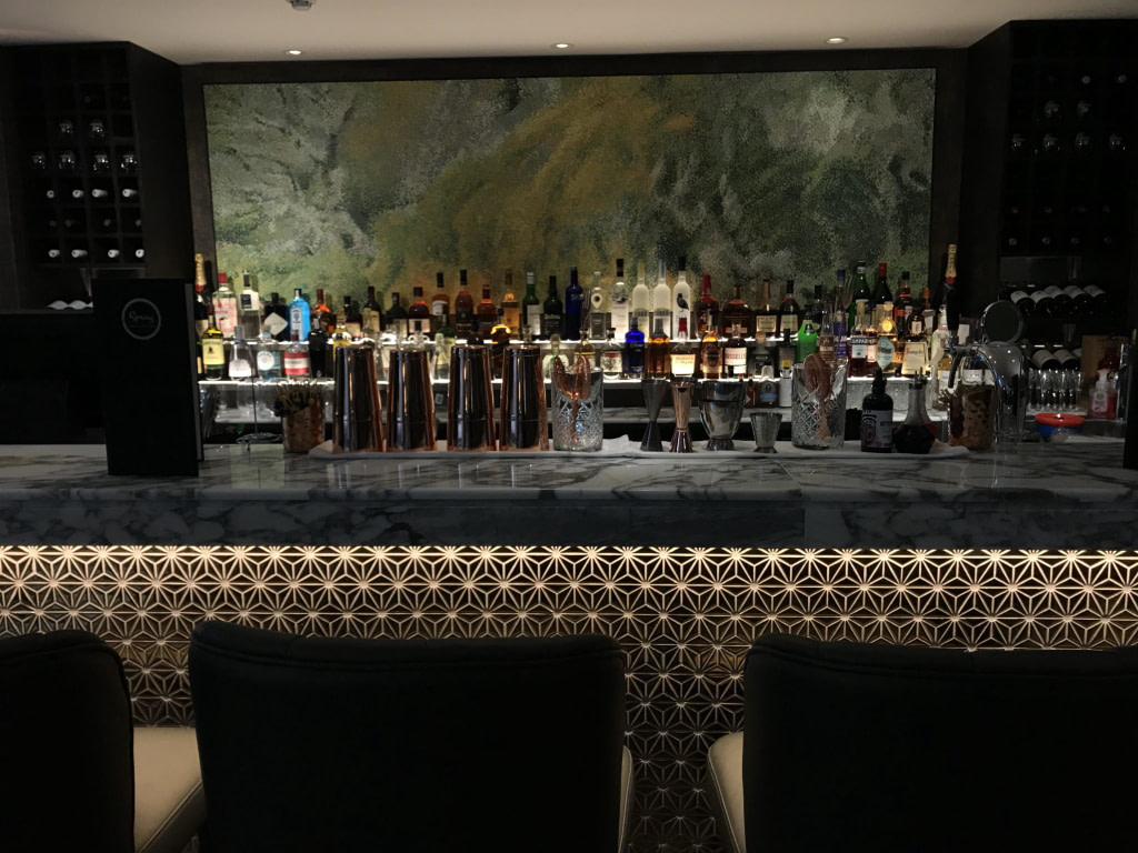 Bar DoubleTree by Hilton Wellington