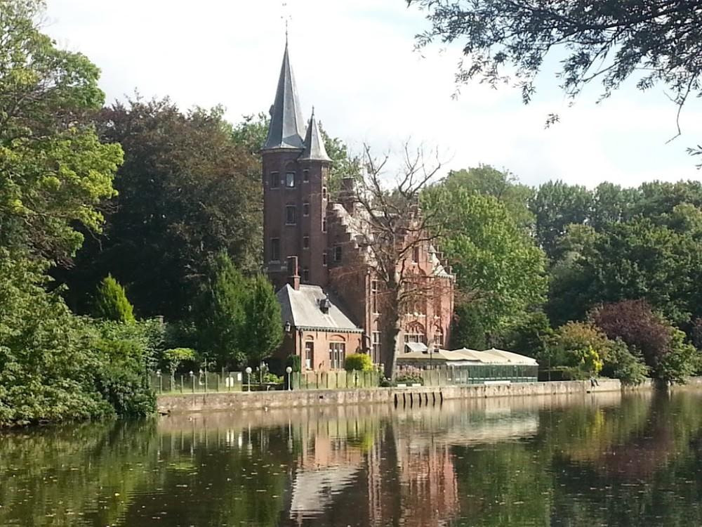 Day trip to Bruges from London