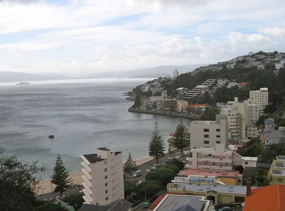 things to do in Wellington Oriental Bay