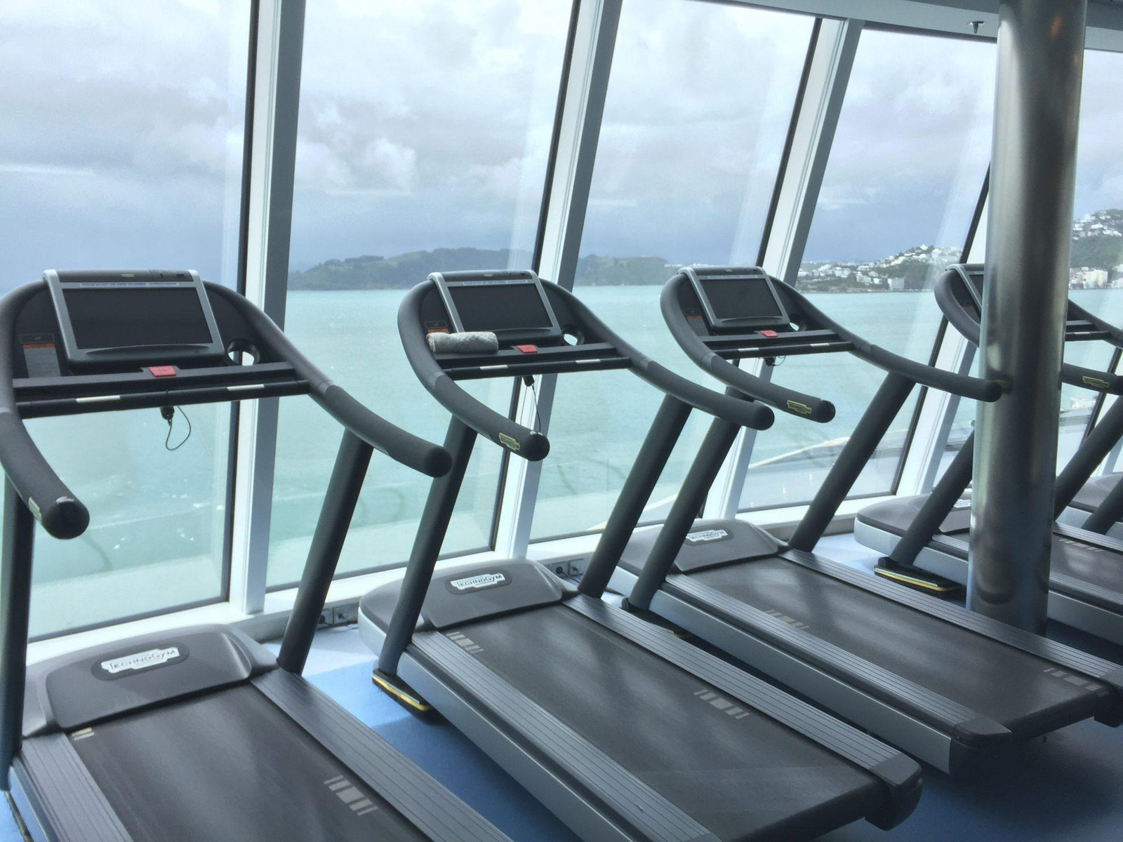 Fitness Centre on Ovation of the Seas