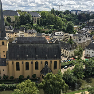 Luxembourg Church