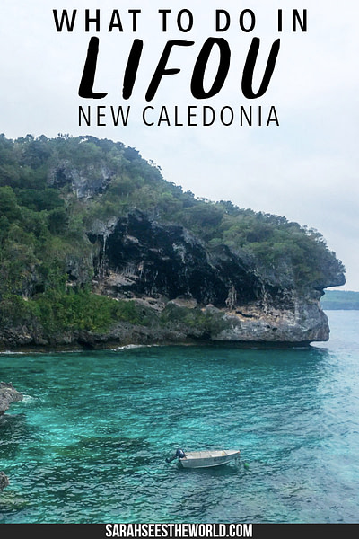 things to do in Lifou New Caledonia
