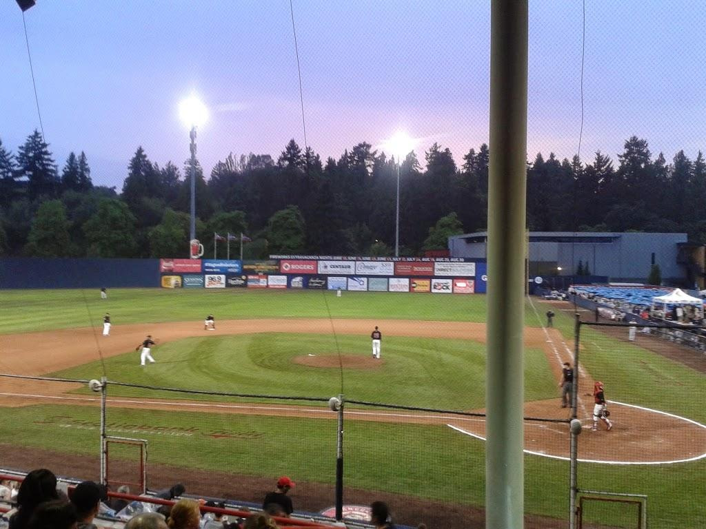 Vancouver guide for visitors Softball
