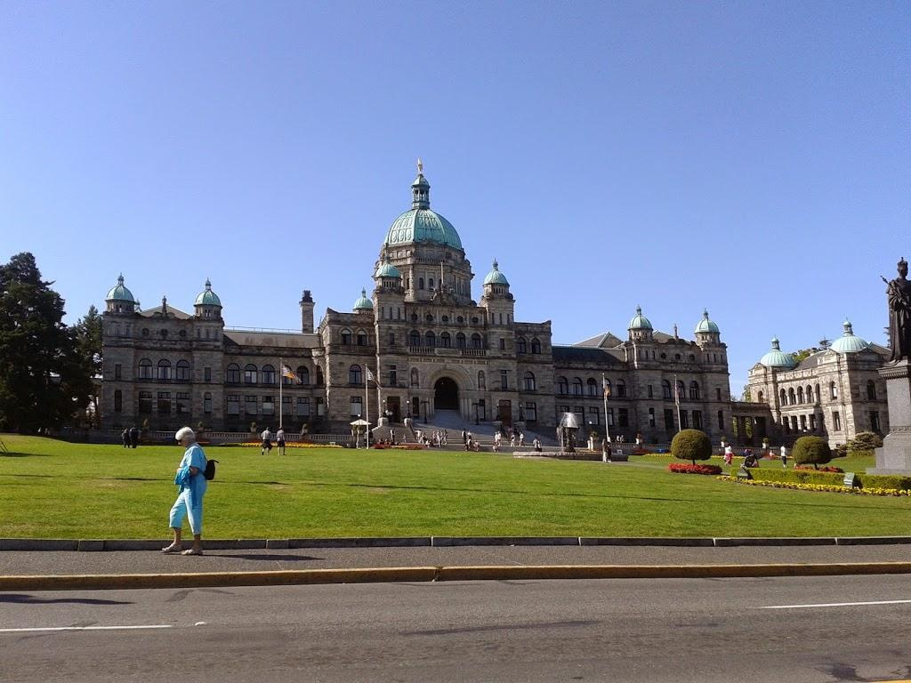 Government building things to do in Victoria BC
