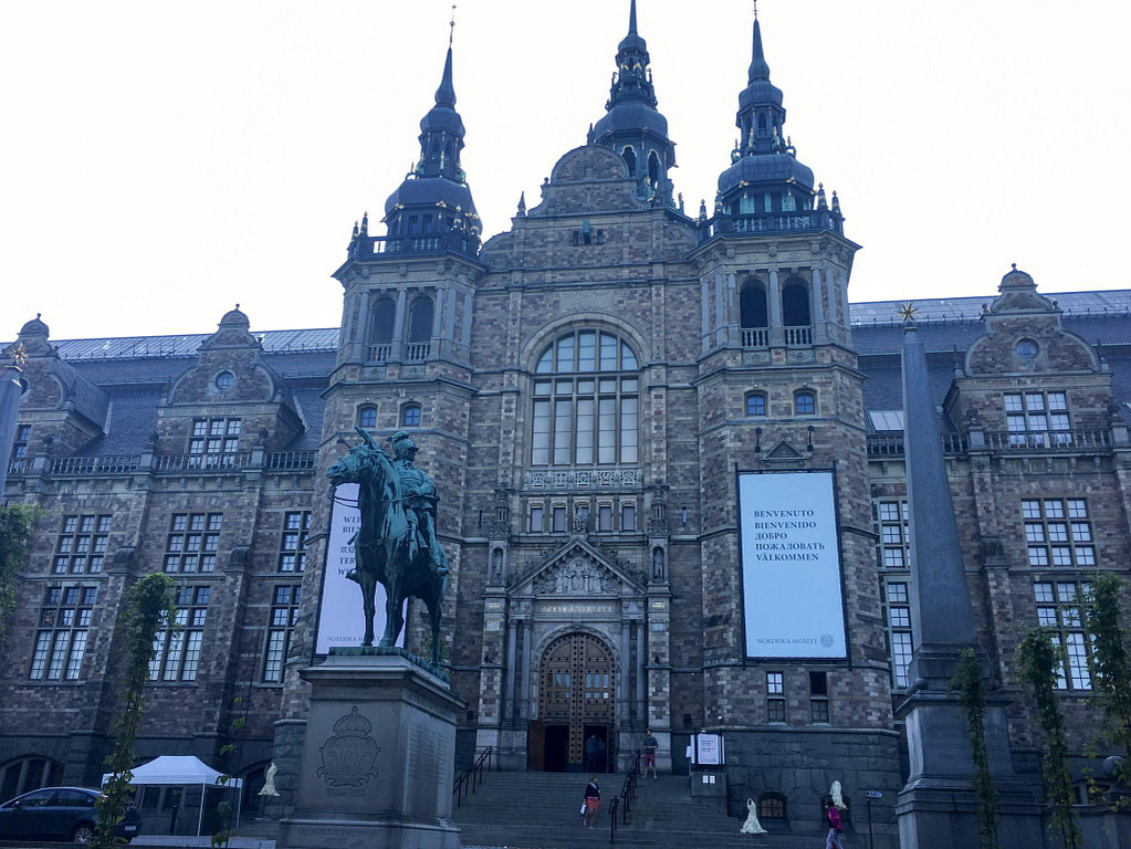 24 hours in Stockholm museum