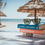 My favourite books to read on holiday