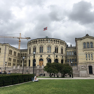 parliament buildings things to see in Oslo