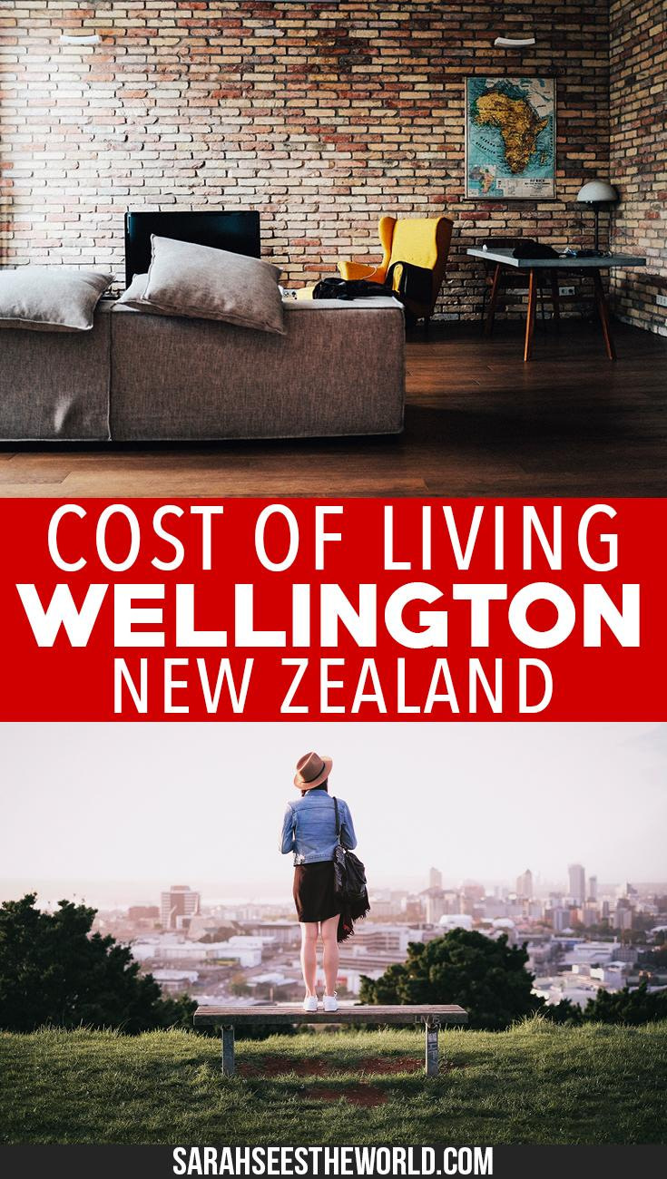 living expenses in New Zealand pinterest