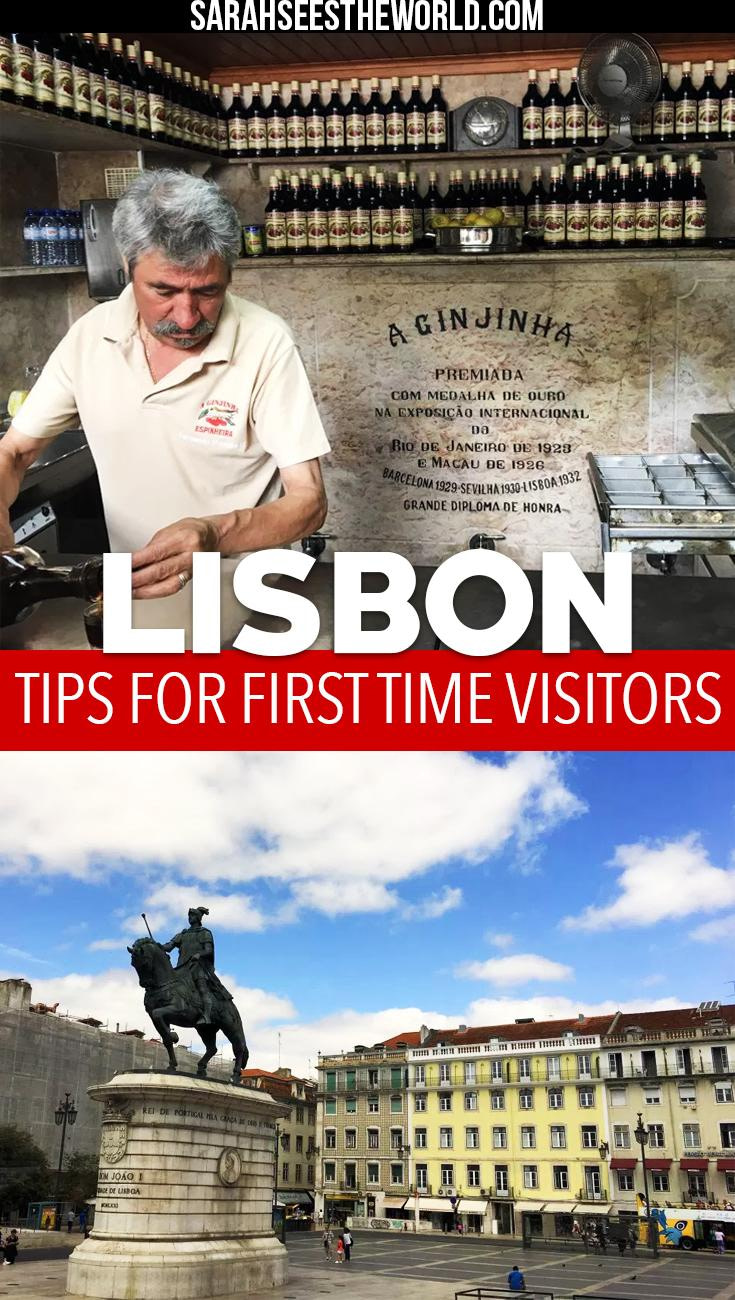 Lisbon tips for first time visitors