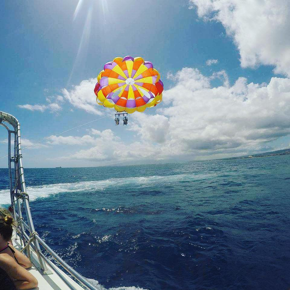 Parasail Hawaii